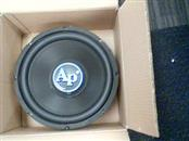 AUDIO PIPE Car Audio TSPP3124D4